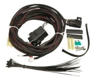 Airmaxxx 2nd Compressor Relay Harness Compatible With Air Lift 3p Or 3h Systems