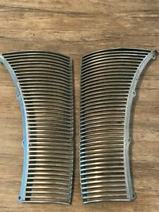 1940 Ford Deluxe Grille Excellent Condition Ready To Be Chromed Free Shipping