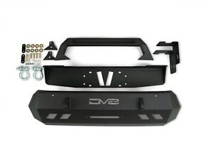 Dv8 Offroad Front Bumper For 16 20 Toyota Tacoma