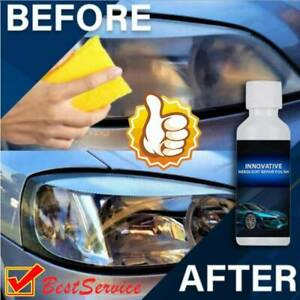 Car Headlight Renewal Polish Car Repair Fluid Liquid Kit Lamp Renovation Agents