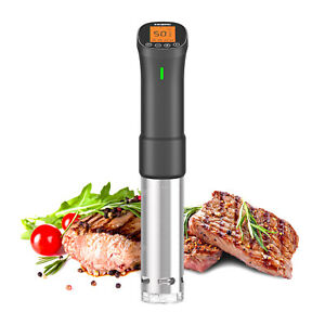 Inkbird Wifi Temperature Controlled Immersion Circulator Cooker Sous Vide Timer