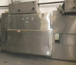 Edwards Model Ast 12l Stainless Steel Sterilizing Tunnel m79136