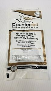 Counteract Motorcycle Automatic Tire Complete Wheel Assembly Balancing 4x1oz