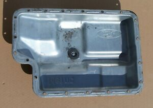 Ford F250 F350 E4od Automatic Transmission Fluid Pan With Magnet Oem