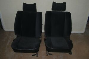 Bmw 320i Seats Front And Rear Oem E21 Body 1977 1983