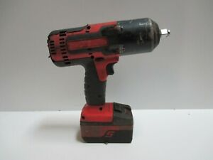 Snap On Ct8850 1 2 Cordless 18v Lithium Impact Wrench Battery