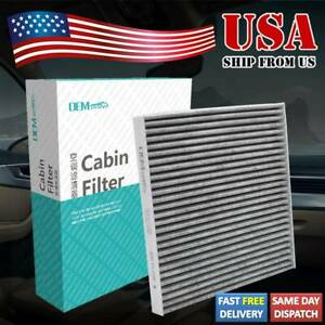 Cabin Air Filter For Toyota Tacoma Pontiac Vibe Dodge Dart 87139 yzz09 88970273