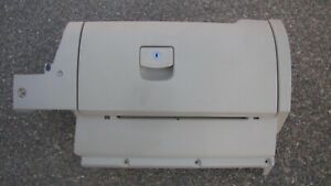 Volkswagen Beetle Glove Box With Aux In 98 08 Tan Oem