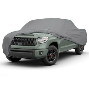 Cct 4 Layer Waterproof Full Pickup Truck Car Cover For Toyota Tundra 2000 2021