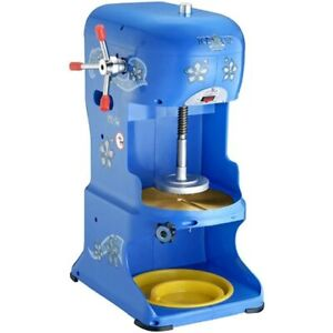 Great Northern Premium Quality Ice Cub Shaved Machine Commercial Shaver Crushers