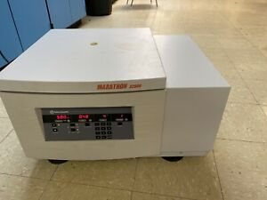 Iec Fisher Marathon 3200r Refrigerated Tabletop Centrifuge W 04 974 10 Rotor