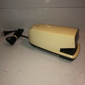 Panasonic As 300nn Commercial Electric Stapler Tested Working Vintage