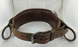 Bashlin Industries Lineman Climbing Belt Size D24 Model 88 Code 1000