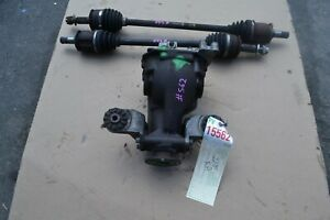 2010 Lancer Ralliart Rear Lsd Differential Axle Diff Set 3 3 Non Ayc 09 15