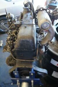 Mercedes Om621 200d 2 0 L Diesel Engine From 1966 W110