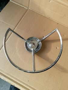 Vintage 1959 Ford Steering Wheel Horn Ring