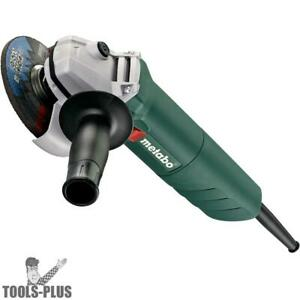 Metabo W750 115 W 750 115 4 5 Corded Angle Grinder Robust Ergonomic New