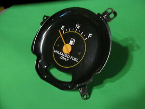 1981 1982 1983 1984 1985 1986 1987 Chevy Gmc Truck Fuel Gauge Tested Good Un Led