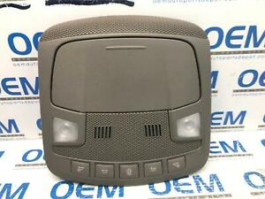 15 16 17 18 19 Ford F150 Roof Overhead Dome Map Light Console W Out Sunroof Oem