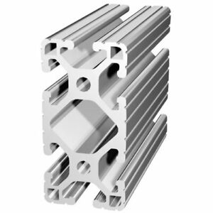 Lot 80 20 1530 lite 1 5 X 3 T slotted Aluminum Extrusion