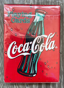 New Coca Cola Playing Cards Coke Machine Collectable Official Disney Bicycle