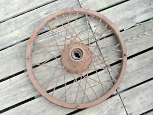 Ford Model T 21 Inch Wire Wheel