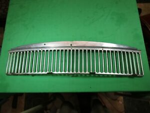 Mg Mgb Inner Grille 62 69 Very Nice Condition