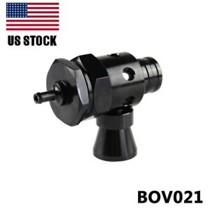 Us Universal Aluminum Adjustable 25mm Car Turbo Bov Dump Blow Off Valve Whistler