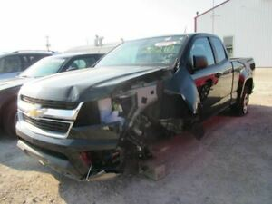 2017 2018 Chevy Colorado Driver Left Roof Air Bag Airbag Extended Cab