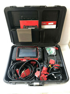 Snap On Solus Ultra Eesc318 Eesc318eua With Euro Automotive Scan Tool