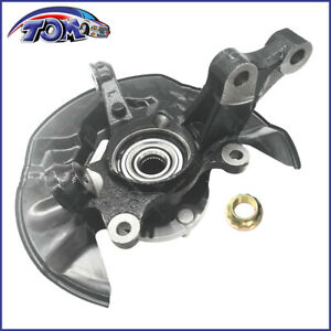 Wheel Bearing Hub Steering Knuckle Assy For Toyota Corolla 2003 2008 Front Left