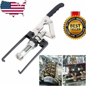 Hd X Long Overhead Valve Spring Remover Compressor Stem Engine Seal Keeper Tool