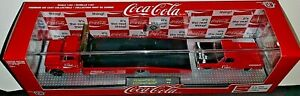M2 MACHINES 2020 1/64 COCA-COLA 1970 C60 & 1979 CHEVROLET SILVERADO SQUARE BODY