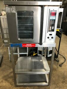 Duke Im 2000 Half Size Single Stack Electric Convection Oven 214 802 9284