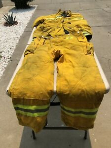 Bakersfield Fire Department Morning Pride Turnout Gear