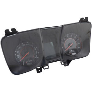 22759667 Instrument Cluster Speedometer W Mph Display 2012 Chevy Camaro Ss