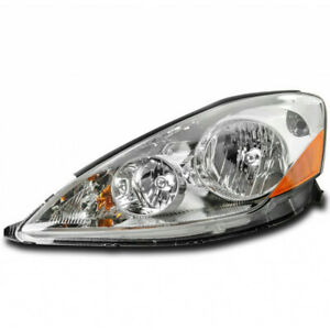 Fits 2006 2010 Toyota Sienna Headlight Assembly Driver Side capa Type