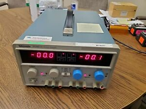 Tektronix Ps280 0 30v Dc Power Supply Works Great