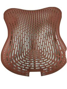 Herman Miller New Mirra 1 Seat Back Red Color