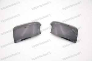 New Lh Rh Wing Rearview Mirror Covers Cap Pair For Ford Focus 2007 2011
