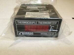 Omega 115 k f Thermocouple Digital Thermometer