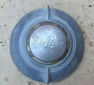 1939 Ford Deluxe Steering Wheel Horn Button Original