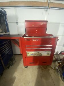 Mac Tools Roll Around Tool Cart Toolbox Box Snap On