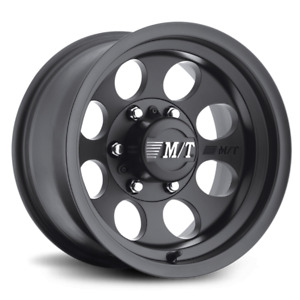 Mickey Thompson Classic Iii Black Wheel 16x8 6x5 5 4 1 2 2468412
