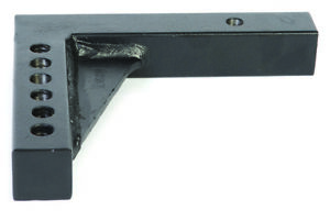 Husky Towing Ball Mount Square 2 Sqr 10 Shank 7 1 2 Rise 9 1 2 Drop
