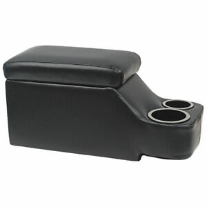 New Humphugger Removable Console Fairlane Galaxie Maverick Mustang Coupe Black