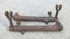 1929 1930 Model A Ford Front Brake Actuator Levers Original Pair