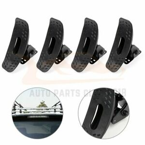 2pair Universal Roof J bar Rack Kayak Boat Canoe For Suv Roof Top Mount Carrier