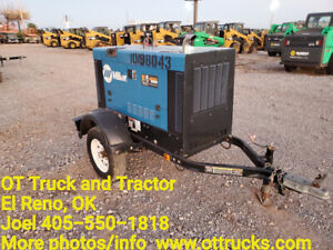 2016 Miller Big Blue 300r Pro Towable Diesel Welder Generator