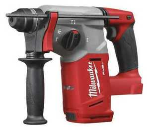 Milwaukee 2712 20 M18 Fuel 18v 1 Cordless Sds plus Rotary Hammer bare Tool